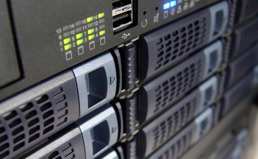 Storage and Bandwidth Explained for Business Web Hosting